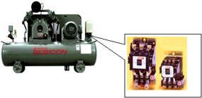 日立电磁开关的图片