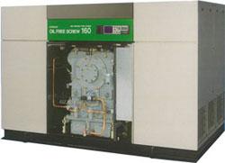 DSP132-240KW风冷无油空压机的图片