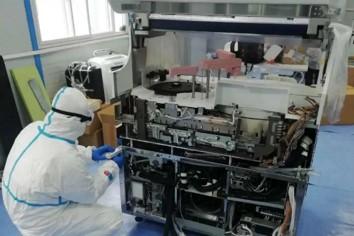 yaboapp诊断为湖北洪湖小汤山医院LST 006装机