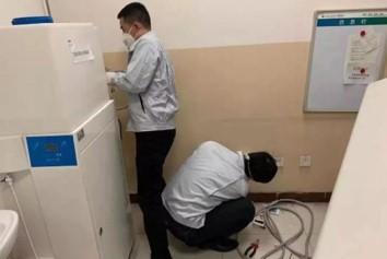 yaboapp诊断工程师为医院完成医疗设备调试和安装